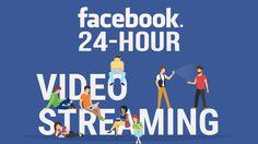 Facebook Inc (FB) Live Now Features 24-hour Videos