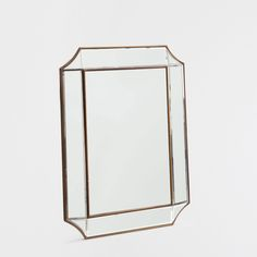 DONKERE GOUDKLEURIGE SPIEGEL - Spiegels - Decoratie | Zara Home Holland