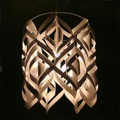 diy milk bottle lamp shade - Google Search