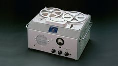 Sony popularized audio recordings starting with this hunk - Type G Tape Recorder