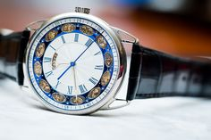The De Bethune DB25T Zodiac Watch is pretty to inside and out, but you'll have to turn it over to see why...