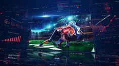 Digital Holographic Promo on Behance