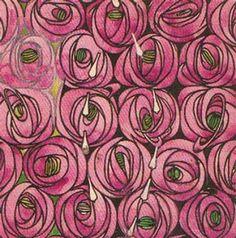 Roses - Charles Rennie Mackintosh