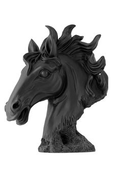 Coppola Horse Head (Black)