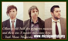 The Olllam combines three diverse musical backgrounds to introduce an Irish crossover group rife with creative brilliance and progressive appeal. #mimf2014