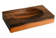 Kamagong Wood Soap Dish, Dark Brown Wood Soap Dish, Soap Dishes, Bathroom Styling, Wood Carving, Dark Brown, Palawan, Soaps, House, Style
