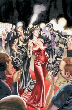 Wonder Woman: On the Red Carpet ®