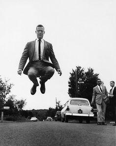 Murray Kempton, 1959, by Philippe Halsman | Retronaut