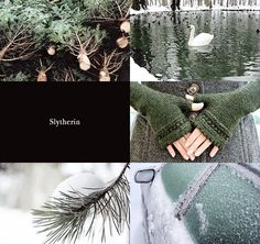Seasons in the Magical World | Slytherin in Winter