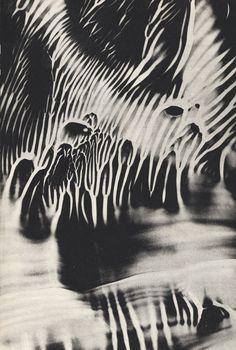 Z Beksinski swirls - 1958