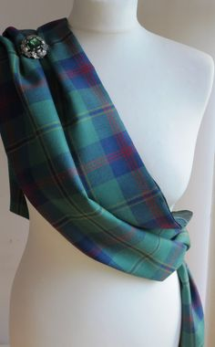 Perfect for a Gretna wedding! A beautiful shawl in pure wool Gretna Green tartan, lined in satin. Hand made with care in the UK. by AmberLolaDesigns on Etsy Scottish Clothing, Scottish Fashion, Outlander Wedding, Gretna Green, Style Anglais, Tartan Fashion, Scottish Plaid, Tartan Pattern, Dress With Boots