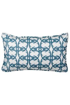 Pillow Cover in Vixen Midnight Blue | Hen House Linens