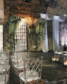 """265 To se mi líbí, 4 komentářů – Latte Decor (@lattedecor) na Instagramu: """"Цветочные колонны парящие в воздухе, классические люстры , прозрачные стулья и воздушные провисы…"""" Firewood, Wedding Reception, Wedding Decorations, Outdoor Structures, Mood, Weddings, Marriage Reception, Bodas, Wedding Reception Venues"""