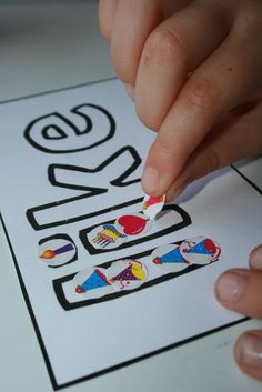 do with names too! Decorating Sight Words with Stickers and many other Sight Word Activities from The Moffatt Girls: Level 2 Unit 1 Sight Word Activities, Literacy Activities, Literacy Stations, Spelling Activities, English Activities, Literacy Centers, Family Activities, Kindergarten Literacy, Early Literacy