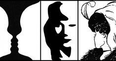Test Psicologico Delle Immagini: La Figura Che Vedi Per Prima In Questi Disegni Svela La Tua Personalità!