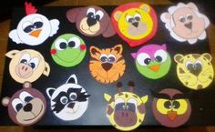 small recycled items to use to make crafts Cd Case Crafts, Cd Crafts, Plate Crafts, Preschool Crafts, Felt Crafts, Diy And Crafts, Arts And Crafts, Cd Diy, Animal Crafts For Kids
