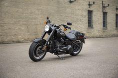 Harley-Davidson Fat Boy S (2017)
