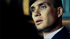 Cillian Murphy, as Tommy Shelby of 'Peaky Blinders'