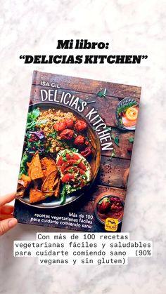 Sin Gluten, Gluten Free Diet, Gluten Free Recipes, Vegetarian Appetizers, Vegetarian Breakfast, Vegetarian Recipes, Cooking Recipes, Healthy Desserts, Healthy Recipes