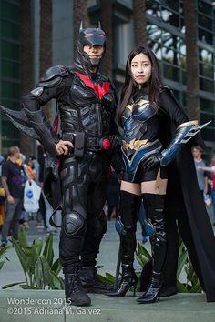 Future Batman Beyond Cosplay with Batgirl | by SleepyTiki