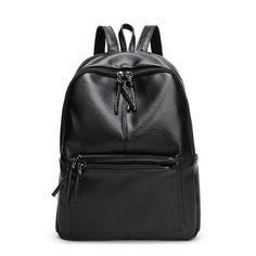 76c996f8d87e Women Black Backpack Backpack Bags