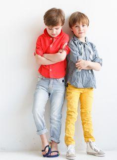 Tumble 'N Dry Griffin Boys Denim Pants - Hello Alyss - Designer Children's Fashion Boutique