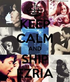 Ezria for life <3 (but also spoby)