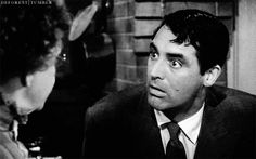 Cary Grant in Arsenic and Old Lace...always one of my favorites!