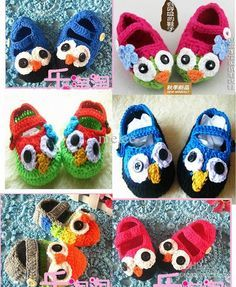 Proyectos que intentar on Pinterest | Tejidos, Owl Crochet Patterns a…