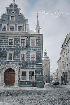 Winter in Görlitz ... Old Town  http://lieblingsidee.blogspot.de/2013/01/winter-in-gorlitz.html