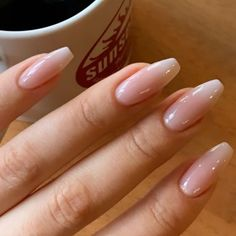 In seek out some nail styles and some ideas for your nails? Here's our listing of must-try coffin acrylic nails for modern women. Nagel Bling, Nagellack Design, Aycrlic Nails, Coffin Nails, Wood Nails, Fire Nails, Minimalist Nails, Best Acrylic Nails, Dream Nails
