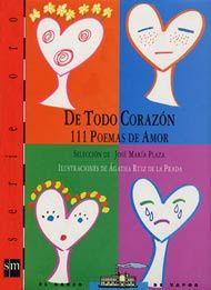 Poesías de 111 poemas de amor (De todo corazón) | Red de Bibliotecas de Hellín