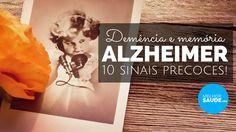 Alzheimer e demência guia 2016: Quais os 10 sinais precoces? Quais as causas? Qual o tratamento? Quais as Ultimas descobertas? Tudo aqui!