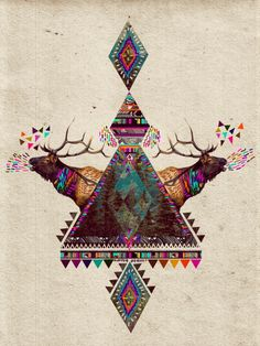 Artwork We Love: Kris Tate's Psychedelic Prints | Free People Blog