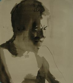 ink study no. 3 by Mark Horst, via Flickr