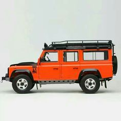 1/10 Scale land Rover defender rc crawler model kit