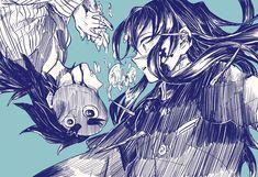 Anime Demon, Manga Anime, Anime Art, Anime Kunst, Boy Art, Touken Ranbu, Some Pictures, Tokyo Ghoul, Neko