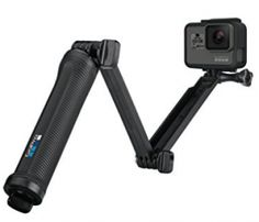 Gopro 3 Way Grip Monopod Waterproof Multifunction Selfie Sticks Extension Arm Tripod Stand Best Price Gopro Accessories, Computer Accessories, Go Pro, Gopro Camera, Sports Camera, Photography Gear, Selfie Stick, Gopro Hero, New Year Gifts