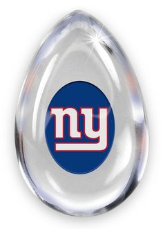 New York Giants Lucky Cheering Stone $8.99 New York fans know how to show support of the true blue giants in the world of football. Whether you are at the game or cheering the Giants on from home, there is no better way to be a part of game day than with our NFL Cheering Stones. When the action is heating up on the field grab your stone and connect with the heart-pounding energy! #shopangelsonearth #nfl #lucky #cheering #stone #newyork #giants
