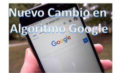 El Blog de Jose Luis Alonso: Nuevo Algoritmo de Google para Moviles