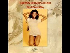 Crown Heights Affair - Music Is The World (1976)