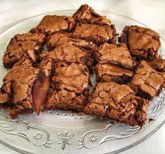 Isteni gluténmentes Brownie – Cake by fari Brownies, Brownie Cake, Healthy Sweets, Healthy Recipes, Atkins, Cake Recipes, Keto, Meals, Cookies
