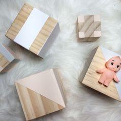 Blush blocks