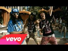 LMFAO - Shots ft. Lil Jon - YouTube - I don't know why but I like this song. hahaha! Just makes me giggle.