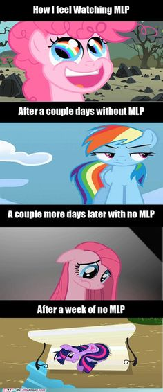 A Pony a Day Keeps the Depression Away - Cheezburger
