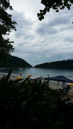 Melhor praia sem ondas!