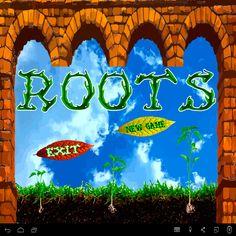 Roots es un juego muy adictivo y entretenido.  Prepárate para coger el polen y trepar por las plantas, para acabar con la avispa.
