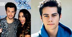 "Alex and Sierra graba tema junto a un ""Teen Wolf"" whhhhhatttt dylan"