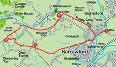 LancashireWalks.com - Barrowford