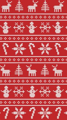 christmas sweater phone background